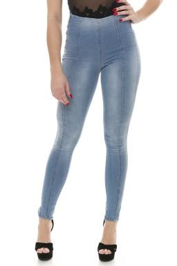 212928 Calça Jeans Jegging (Frente)