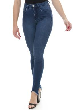212929 Calça Jeans Feminina Skinny (Frente)