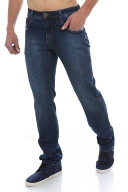 122921  Calça Jeans Masculina Tradicional (Frente1)