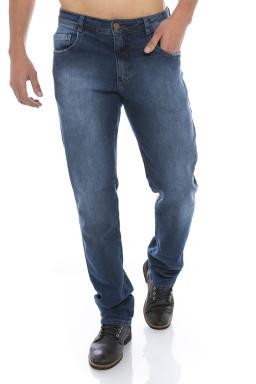 122914 Calça Jeans Masculina Tradicional (Frente)