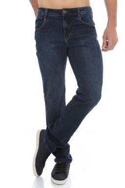 122915 Calça Jeans Masculina Tradicional  (Frente)