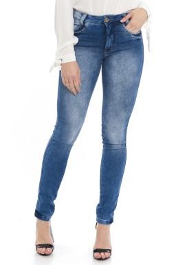 1212013 Calça Jeans Skinny Feminina Exclusive (Frente)
