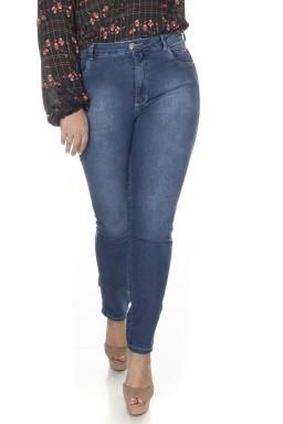 2130AR00 Calça Jeans Plus Size Skinny (Frente1)