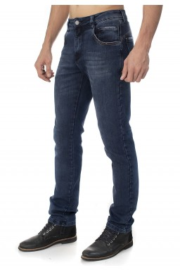 123016 Calça Jeans Masculina (Lateral2)