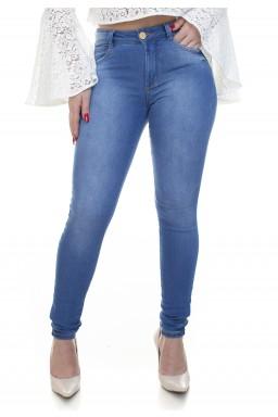 213036 Calça Jeans Skinny Feminina (Frente)